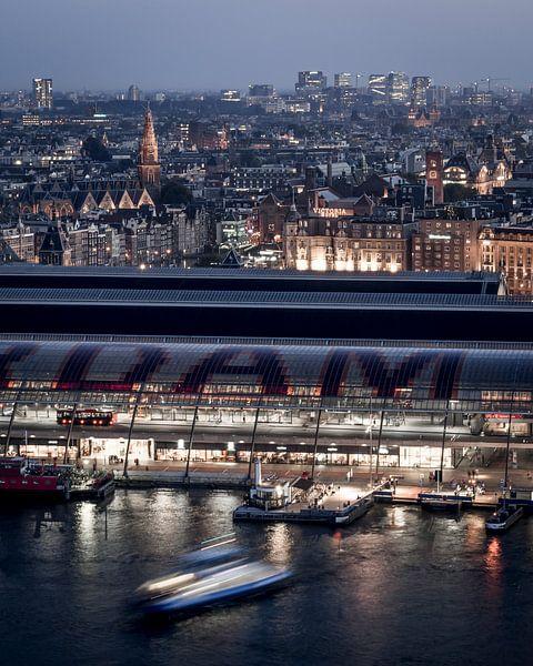 Amsterdam Centraal van Jeroen van Dam