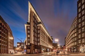 Kontorhausviertel Hamburg von Achim Thomae