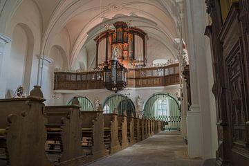 Klosterkirche Sankt Antonius, Worbis (duitsland) van M Van Rossum