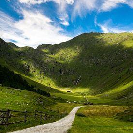 Altfasstal Meransen Südtirol  van Reiner Würz / RWFotoArt