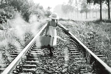de trein gemist van Jolien Oomes