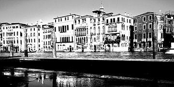Venedig SchwarzWeiss von