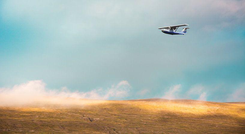 Vliegen in Ijsland van Niels Hemmeryckx