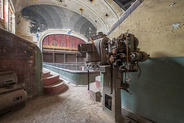 Theatre Varia Cinema von Esmeralda holman