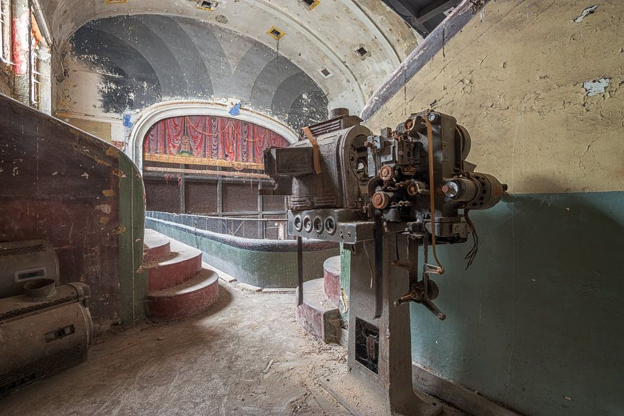 Theatre Varia Cinema van Esmeralda holman