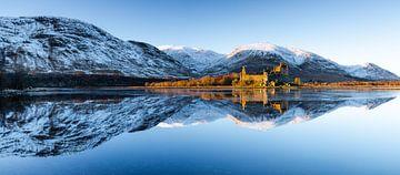 Kilchurn Castle, Scotland von Ton Drijfhamer