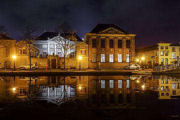 Lakenhal Leiden van Dirk van Egmond