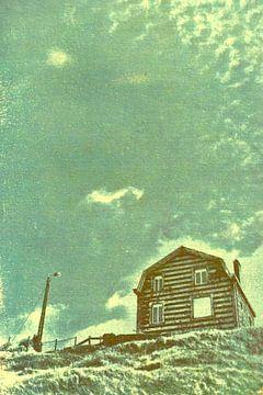 Huis bij Wimereux van Jeroen ten Caat