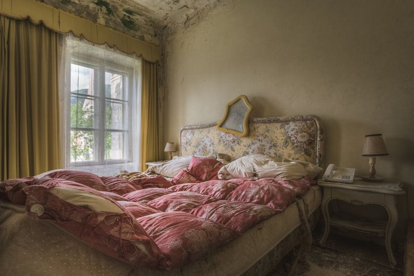 Antieke Slaapkamer van Perry Wiertz