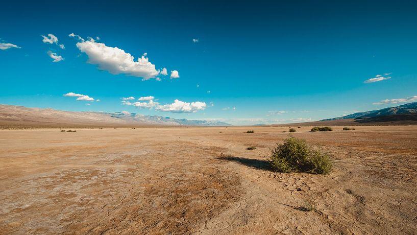Death Valley landschap sur Andy Troy