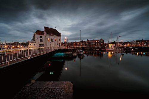 Middelburg in de avond 5