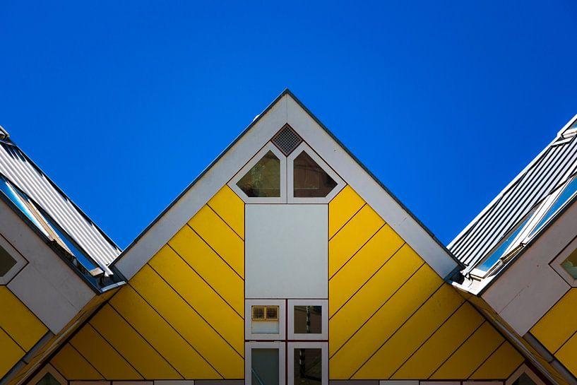 Würfelhaus Rotterdam von Prachtig Rotterdam