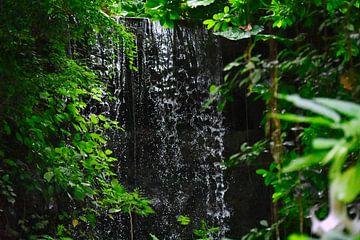 Wasserfall von Anniek de Kruijf