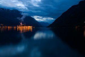 Noorwegen, schemering van Ester Overmars