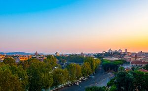 Sunrise - Rome