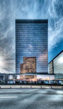 WTC - Nord-Distrikt von Brüssel von Paul Marnef