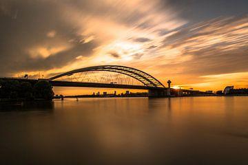 Van Brienenoordbrug - Rotterdam - 2 van Nuance Beeld