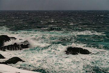 Surflandschap van Kai Müller