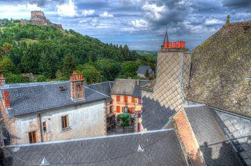 Murol Frankrijk van