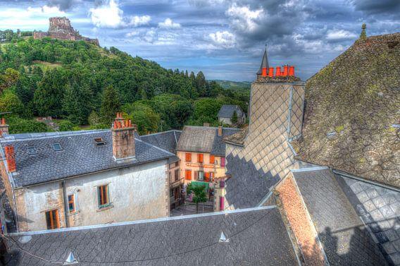 Murol Frankrijk