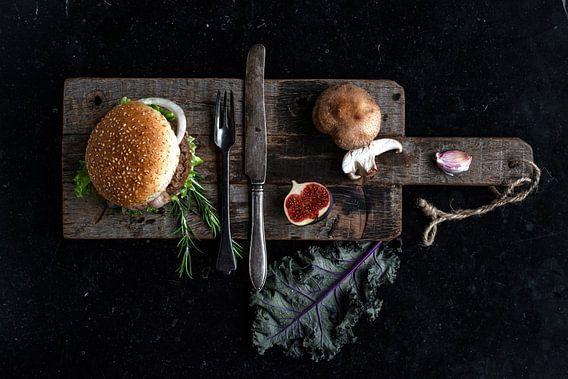 Hamburger als Kunstform