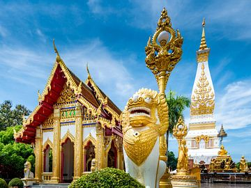 Wat Phra That Phanom  in That Phanom in Thailand - 2