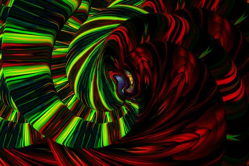 Are circular waves a hallucinogen replacement? van