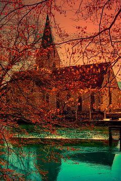 Concept Baden-Wurttemberg : Kloosterkerk van de bosbessen van Michael Nägele