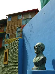 colourful street van Gerwin Hulshof