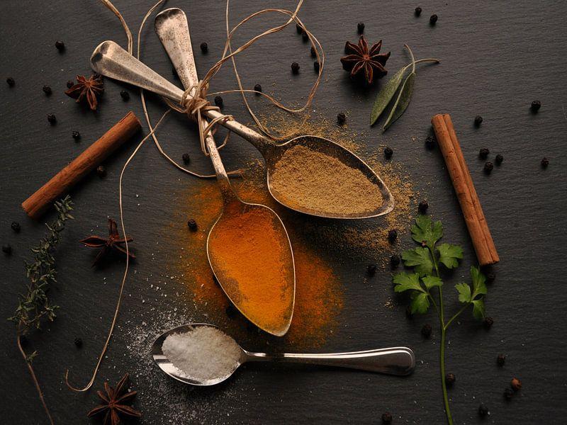 Kruiden en Specerijen van Anita Visschers
