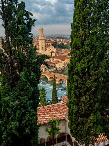 Verona, Italie  van