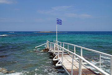 Griekenland van Martina Fornal