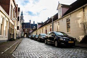 De Turfstraat van Groningen Stad