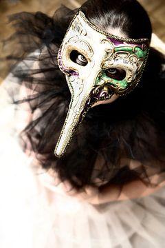 Maskerade van Petra Dreiling-Schewe