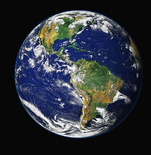 Aarde van Digital Universe