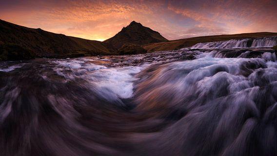 Skoga rivier, IJsland