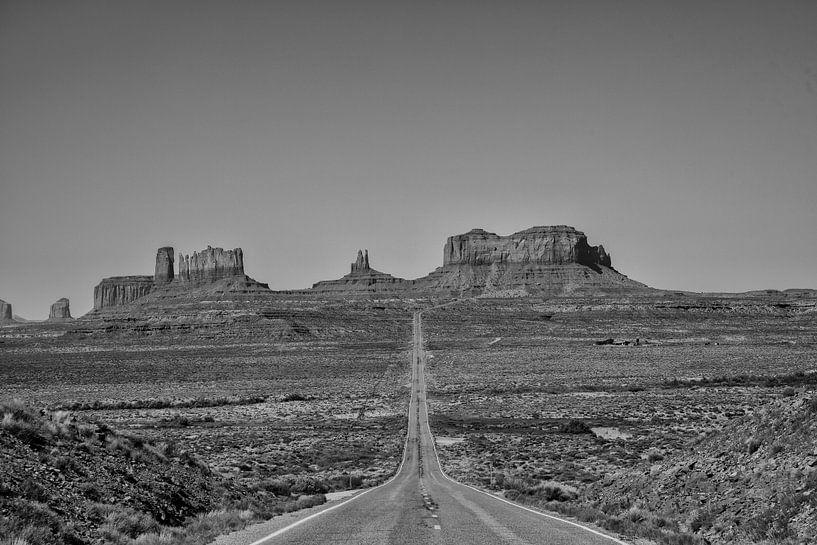 monument valley amerika von Jan Pel
