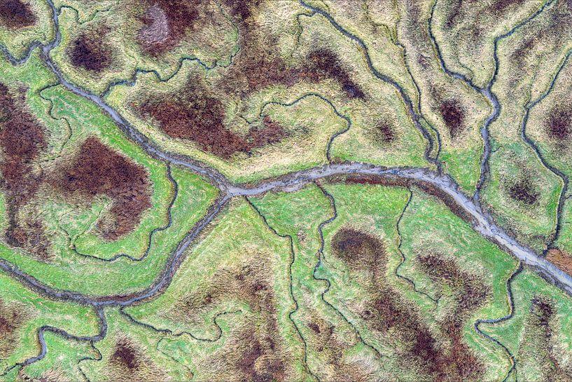 Het verdronken land van Saeftinghe van Jeroen Kleiberg