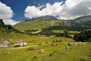Blenio Vallei in Ticino, Alpen