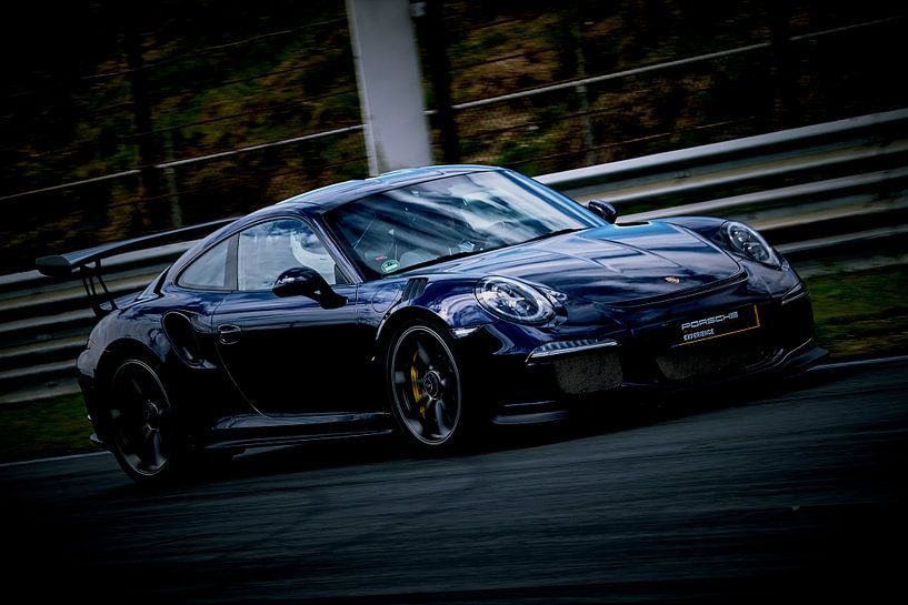 Dutch Porsche Drivers van Arie Bon