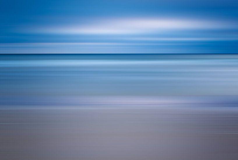 Abstract ocean van Elroy Spelbos