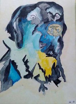 Mijn labrador von Louise van Looij-Smeets