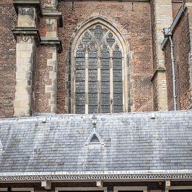 huisjes voor de kerk van Hans Monasso