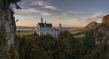 Slot Neuschwanstein van Toon van den Einde