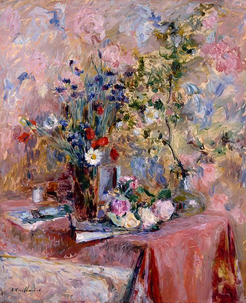 Blumen, Édouard Vuillard von Meesterlijcke Meesters