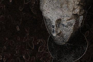 Romeinse buste van Affect Fotografie