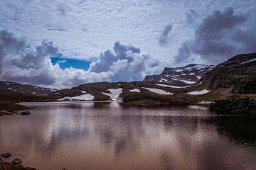 Noorwegen landschap van