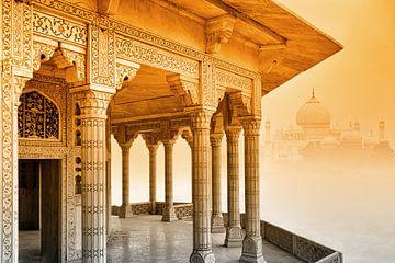 De Taj Mahal van Thomas Herzog
