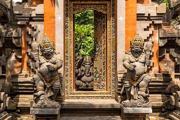 Bali voogdijdemonen van Peter Schickert