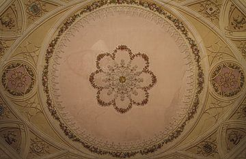 Schloss-Decke von Joren Mus